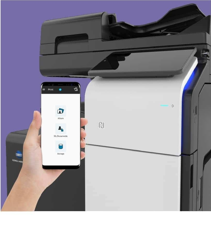 office multifunction printer bizhub i-series konica minolta mobile 08